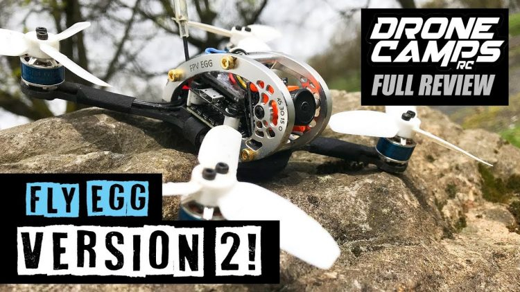 Kingkong LDARC Fly Egg 130 – VERSION 2! – Complete Review