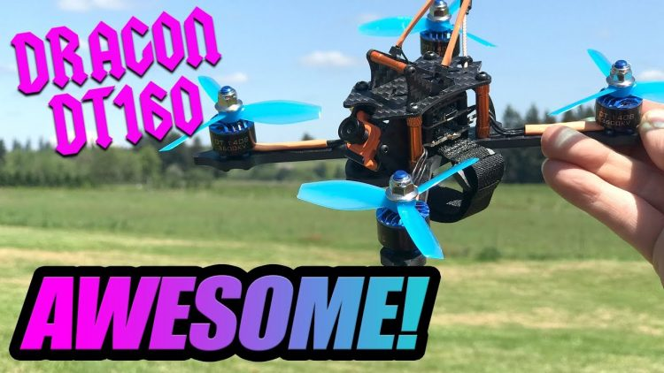Dragon DT160 – AWESOME after my TUNE! – FULL REVIEW & FLIGHTS