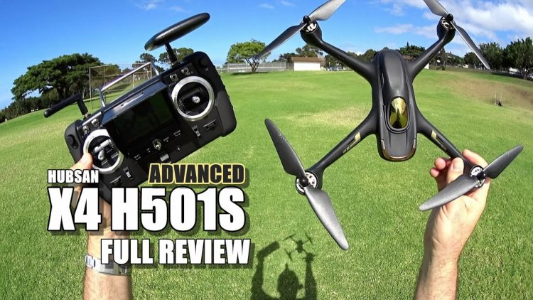 HUBSAN X4 H501S ADVANCED – Full Review – [Unbox, Inspection, Setup, Flight Test, Pros & Cons]