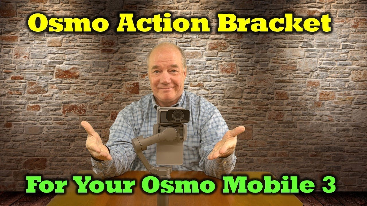 Yes, Your Osmo Action Can Used With The Osmo Mobile 3 – Finally!