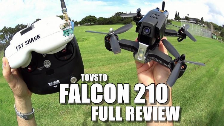 TOVSTO FALCON 210 & Redcat Carbon210 Review –  [Unboxing / Inspection / Flight Test / Pros & Cons]