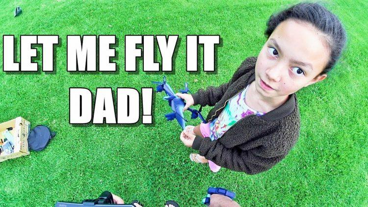 Pterodactyl Drone FQ777 FQ19W Motion Controlled FPV – Full Review – Sanaiya Helps!