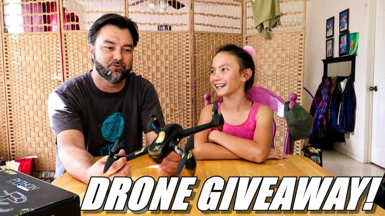DRONE GIVEAWAY! Hubsan X4 H501s GPS Drone! (Subscriber Appreciation!) ??