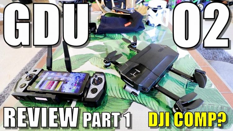 GDU O2 Review – Part 1 In-Depth – [Unboxing, Inspection & Setup]