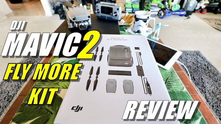 DJI MAVIC 2 Fly More Kit Review – [Unboxing, Inspection, Setup, Pros & Cons]