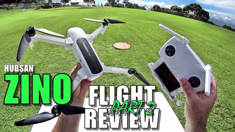 Hubsan ZINO Flight Test Review – PART 2 – [Intelligent Flight Modes, Tracking, Pros & Cons] ?
