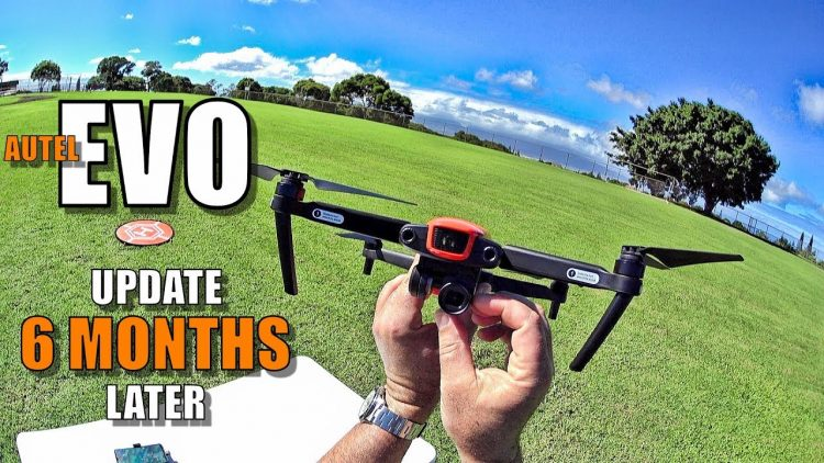 Autel EVO Flight Test Review Update – 6 Months Later – Has it Improved?