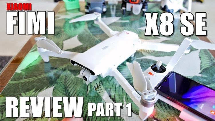Xiaomi FIMI X8 SE Review – Part 1 – [Unboxing, Inspection, Setup, Pros & Cons]