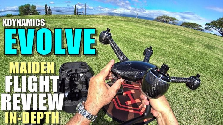 Xdynamics EVOLVE Maiden Flight Test Review – [In-Depth with Range Test, Pros & Cons + BEE ATTACK!]