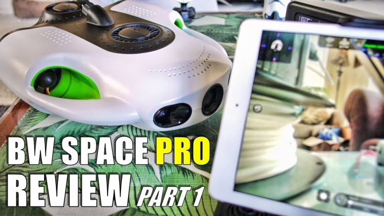 YOU CAN Robot's BW SPACE PRO Underwater ROV Review – Part 1 – In-Depth Unboxing, Inspection & Setup