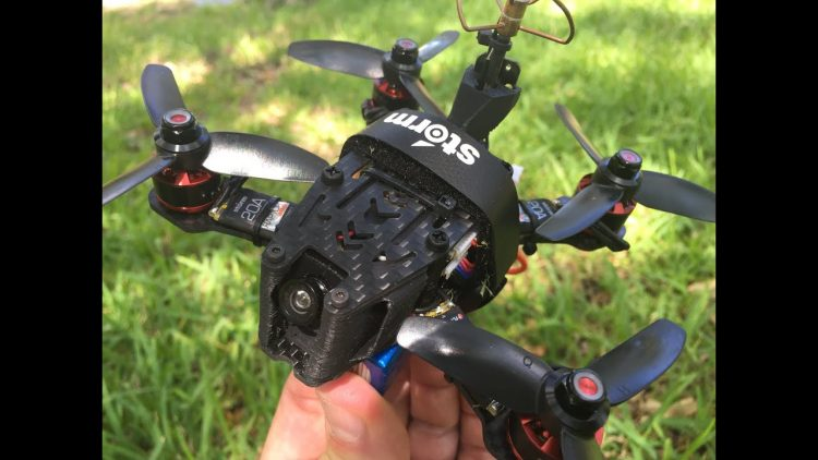 FPV Racing Drone Review – Rotor X Atom 120 – Storm Edition