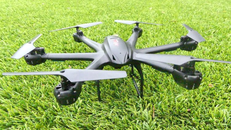Drone Review – MJX X601H Hexacopter