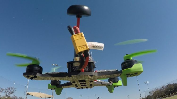 Drone Review – Tyrant 180