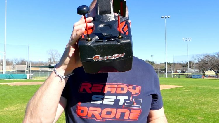 Review – Eachine 5.8Ghz FPV Goggles