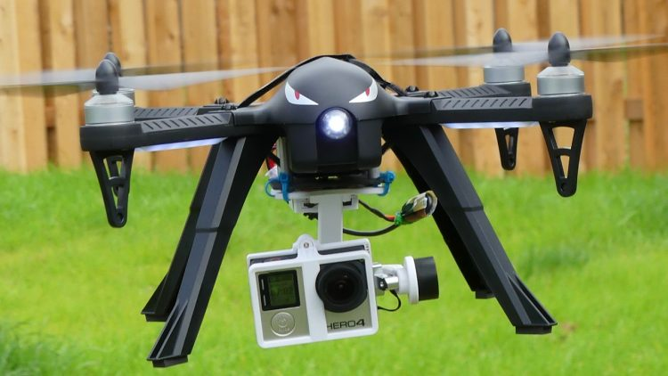 How To Put A Gimbal On An Inexpensive Drone