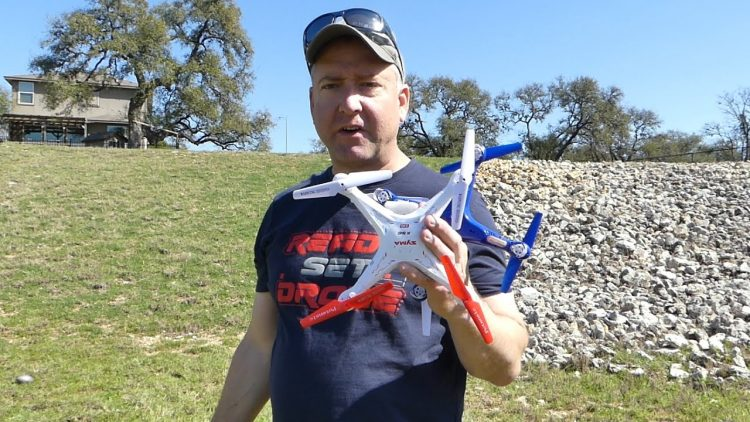 Syma X5C Drone Is Awesome!