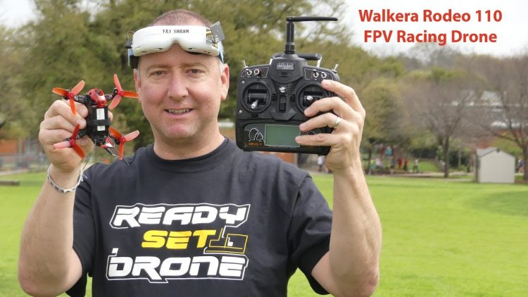 Drone Review – Walkera Rodeo 110 FPV Racing Drone