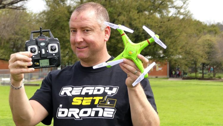 Drone Review – X5C Quadcopter from USA Toyz