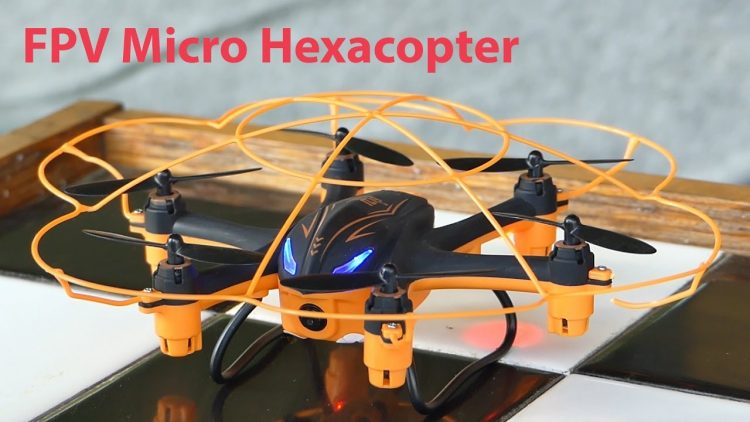 Drone Review – WLtoys Q383 FPV Hexacopter
