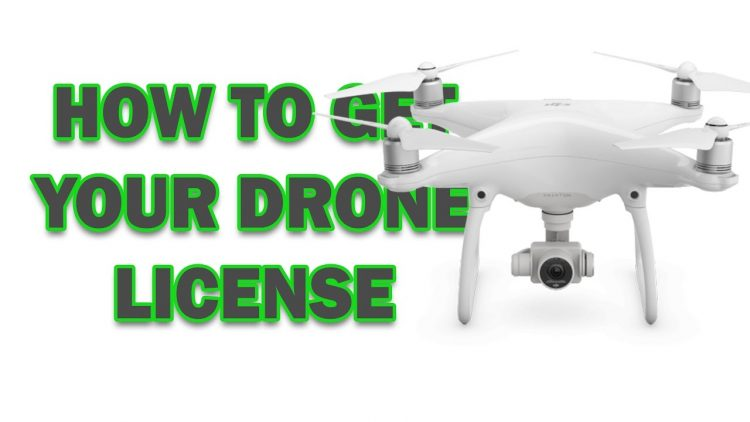How to Get a Drone License or Part 107 Certification