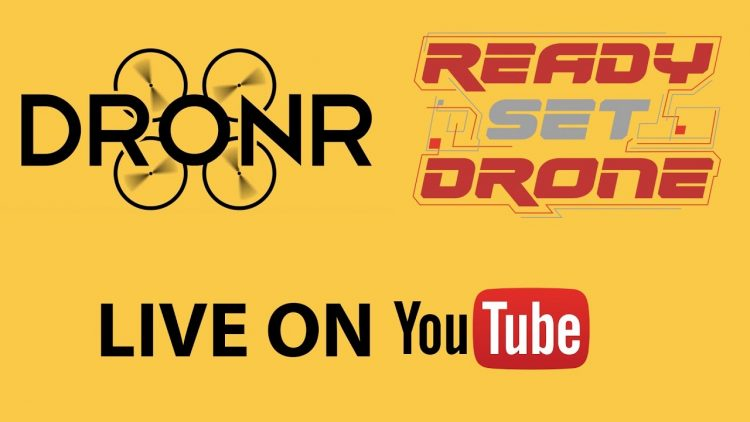 Ready Set Drone & DRONR Live! Recorded April 22, 2017 in Austin, Texas