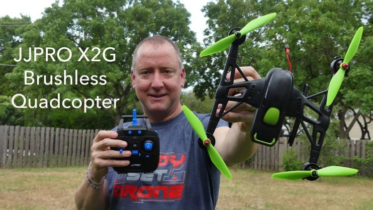 Drone Review – JJPro X2G Brushless Quadcopter