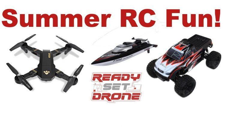 Summer RC Fun