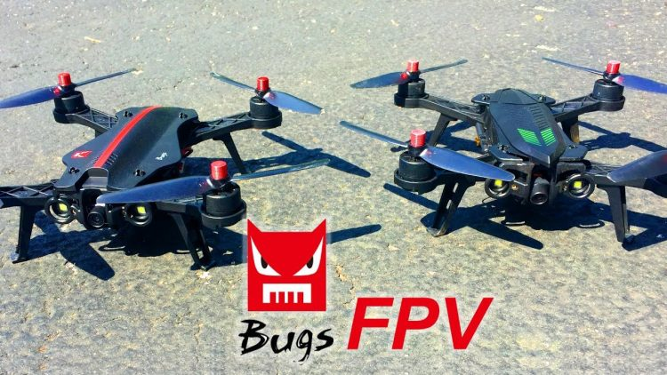 Bugs 8 & 6 FPV Racing Quad from MJX RC