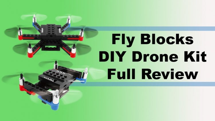 Drone Review – Fly Blocks DIY Drone Kit