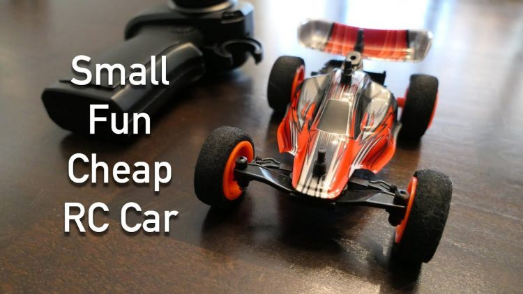 Fast, Fun, Small, Zingo Racing 9115 RC Race Car – Only $12 USD!