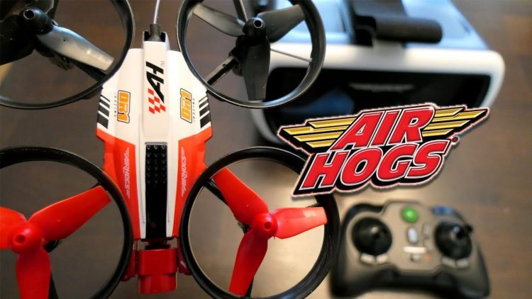 Drone Review – Air Hogs DR1 FPV Racing Drone