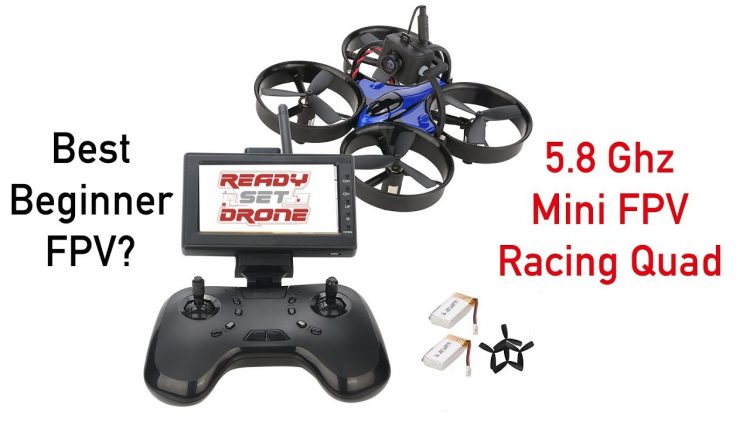 Drone Review – DL FPV Mini Racing Quadcopter