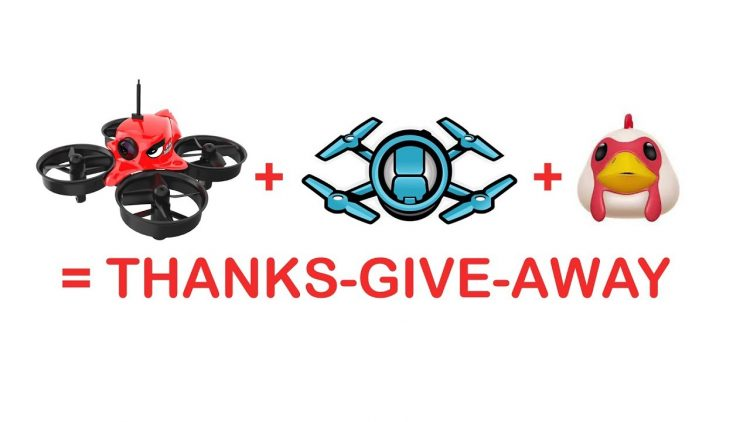 Thanksgiving Drone Giveaway!