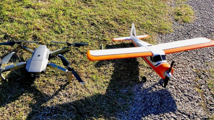 RC Airplane Review – XK A600 Brushless