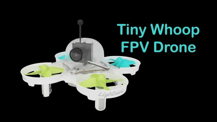 Tiny Whoop FPV Drone Review – Lightrone