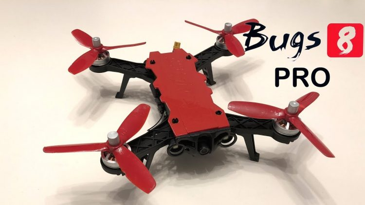 MJX RC Bugs 8 Pro Review