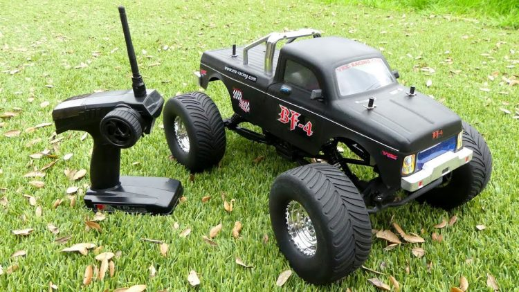 RC Monster Truck Review: VRX RH1046
