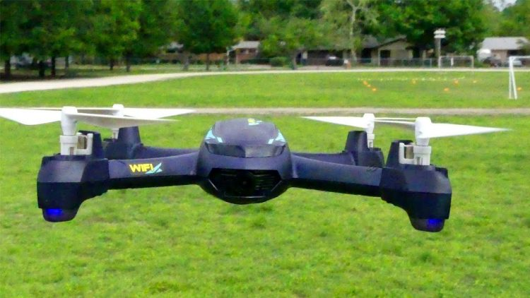 Drone Review – Hubsan X4 Desire Pro With GPS