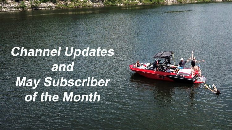 Ready Set Drone – Channel Updates and Sub of the Month (June 2018)