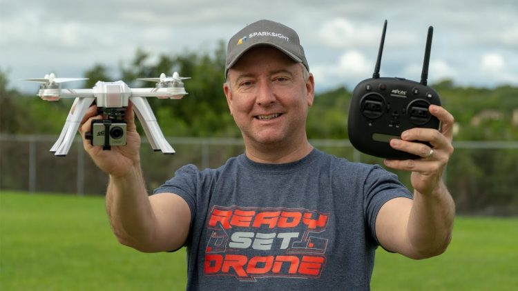 Drone Review – Bugs 3 Pro