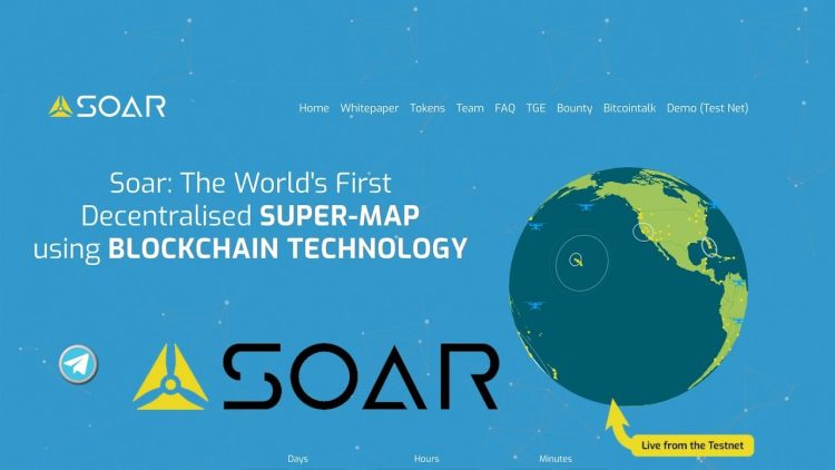 Building A Drone Super Map – Interview with Soar