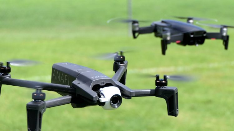 Mavic Air vs Parrot ANAFI – Which to buy?