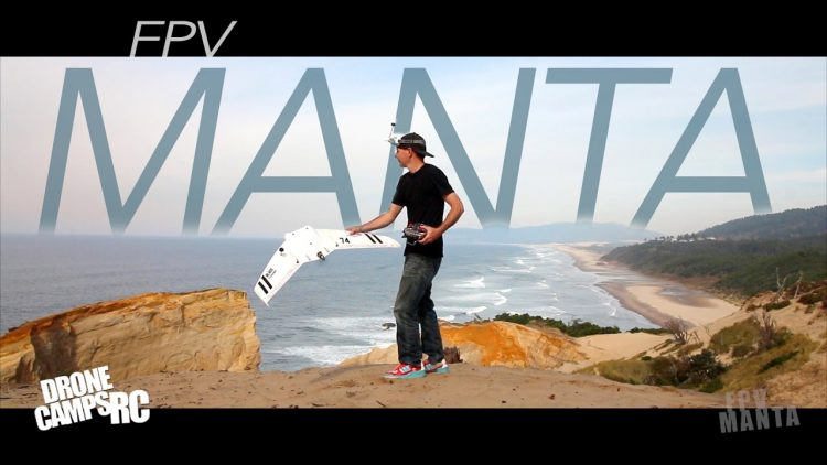 FPV MANTA – EPIC Oregon Coastline Review & Flight