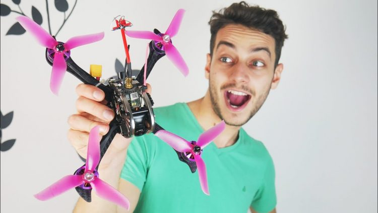Furibee x215 Review – Best Budget FPV drone! 140 km/h