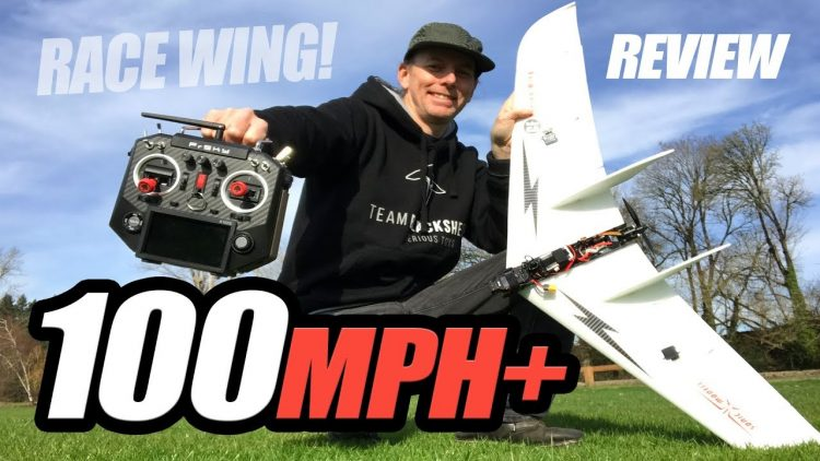 100mph Under $100 – Carbon Race Wing – Review, Flights, Pros & Cons