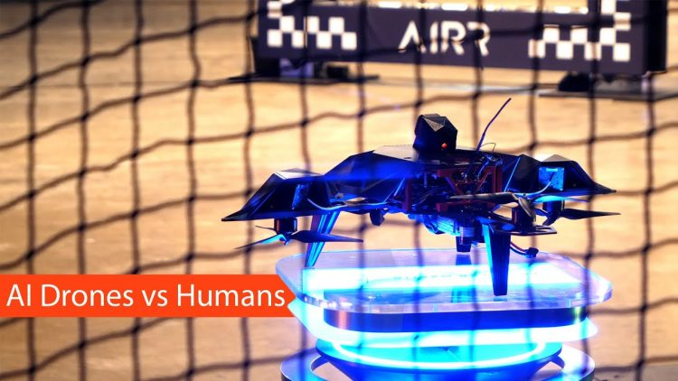 Autonomous Drone Racing With The Drone Racing League