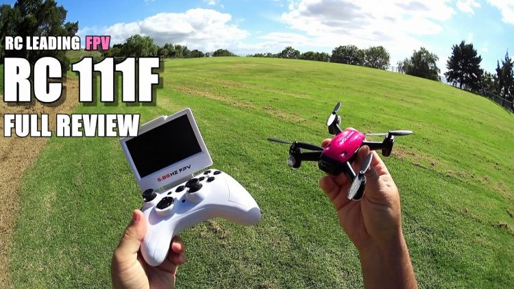 RC LEADING RC111 FPV – Full Review – [Unbox, Inspection, Setup, Flight/Crash Test, Pros & Cons]