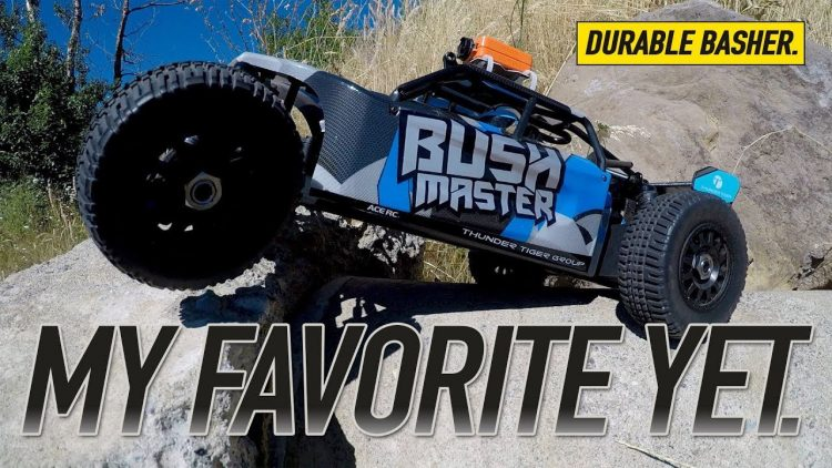 HOW TOUGH IS IT? – Thunder Tiger Bushmaster 1/8 Scale Desert Buggy Review