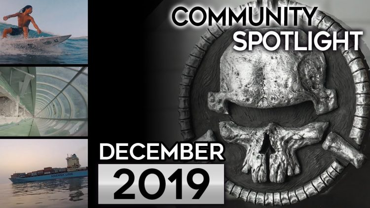 Community Spotlight! December 2019 R01