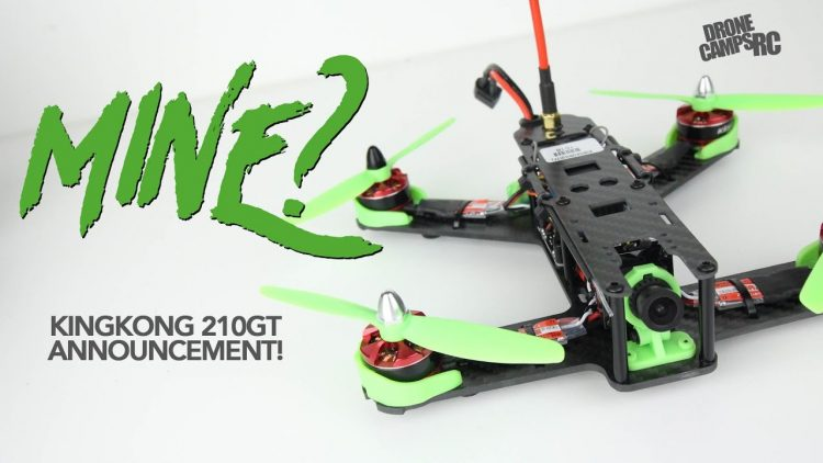 KINGKONG 210GT – NEWS ANNOUNCEMENT